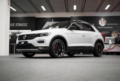 Volkswagen T-Roc ABT: la pseudo GTI