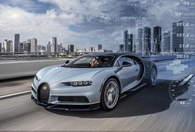 Bugatti Chiron: sa tutto di voi