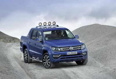 Volkswagen Amarok: steroidi per il V6