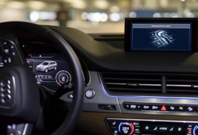 Volkswagen: ad Amburgo i test per l'auto del futuro