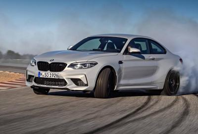 BMW M2 Competition: confermati i 410 CV