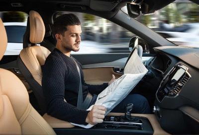 Guida autonoma: parte la sperimentazione anche in Italia
