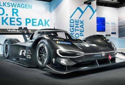 Volkswagen I.D. R Pikes Peak: è caccia al record