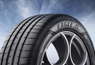Goodyear Eagle F1 Asymmetric 3 SUV: leader indiscusso