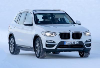 BMW iX3 Concept: il debutto a Pechino