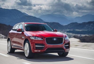 Jaguar F-Pace 2019: più sicura e confortevole