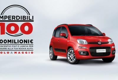 Fiat Imperdibili100: incentivi e sconti per Fiat e Lancia