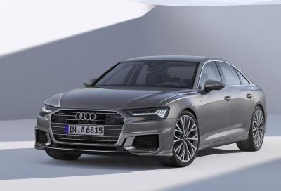 Audi: problemi per i diesel V6 delle A6 e A7