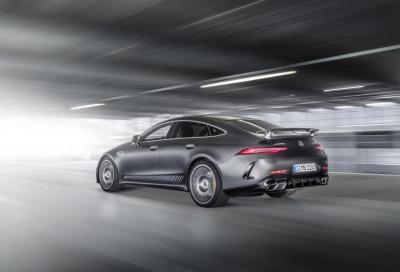 Mercedes-AMG GT 63 S: la 4 porte Coupé parte dalla Edition 1