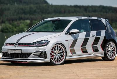 Volkswagen Golf GTI Next Level: la special one da 411 CV