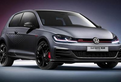 Volkswagen Golf GTI TCR: 290 CV tutti davanti