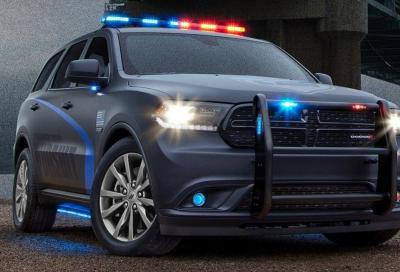 Dodge Durango: la Hot Pursuit americana