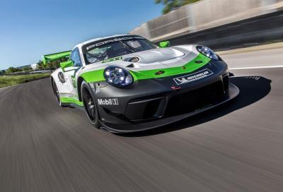 Porsche 911 GT3 R: svelata la versione definitiva