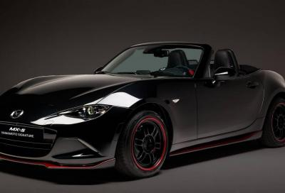 Mazda MX-5 Yamamoto Signature: la spider definitiva