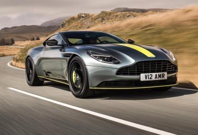 Aston Martin DB11 AMR: tuning per il V12