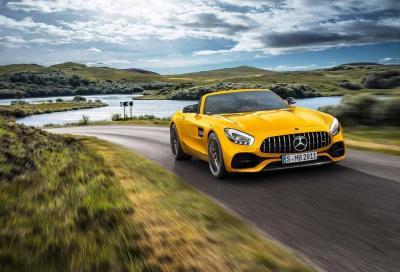 Mercedes-AMG GT S Roadster: la cabrio che mancava