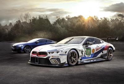 BMW Serie 8 Coupé: teaser definitivo