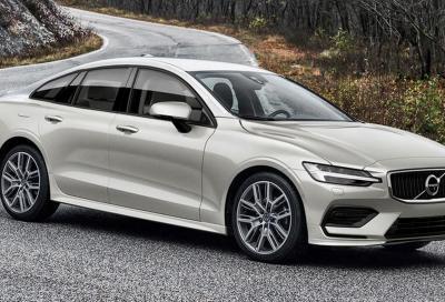 Nuova Volvo S60: la prima ad abbandonare il diesel