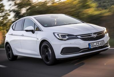Opel Astra: il diesel è ora Euro 6d-Temp