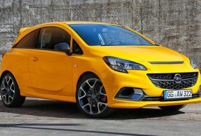 Opel Corsa GSi: la giusta via di mezzo