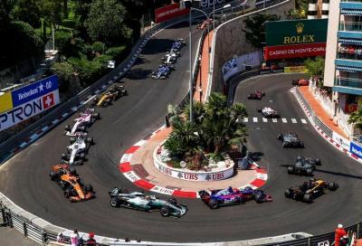 F1, GP di Montecarlo: anteprima e orari TV
