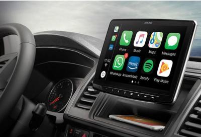 Alpine iLX-F903D: il maxi schermo per tutti