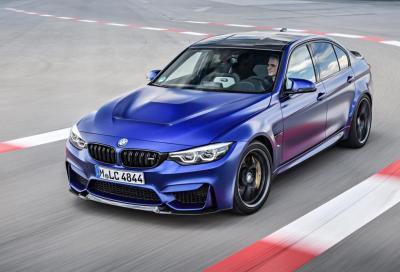 BMW M3 CS: la più estrema di tutte