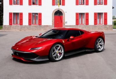 Ferrari SP38: l'esclusiva One-Off del Cavallino Rampante
