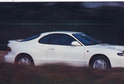 Toyota Celica 2.0i Turbo 16V 4WD Limited Edition: RepliCarlos