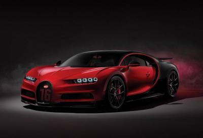 Bugatti Chiron: raggiunta quota 100!