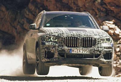 BMW X5 2019: nulla è lasciato al caso