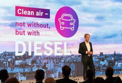 Diesel: il CNR spezza una lancia a favore