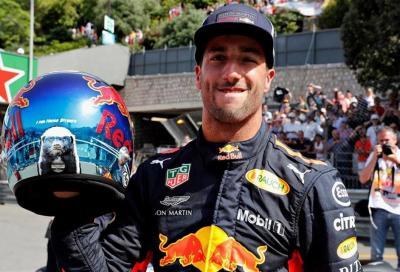 F1, Ricciardo incoronato nel Principato di Monaco