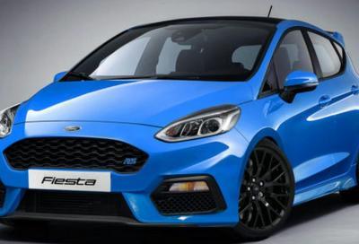 Ford Fiesta RS: l'Ovale Blu sarebbe all'opera