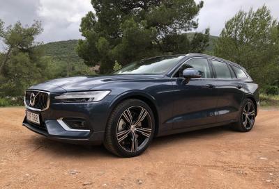 Volvo V60: nel segno della continuità