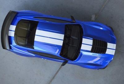 Shelby GT500: toccherà quota 740 CV