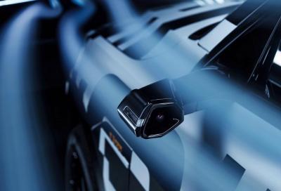 Audi e-tron: la prima con specchietti virtuali