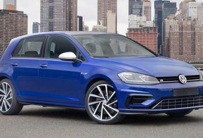 Volkswagen Golf R: nel 2020 con 400 CV
