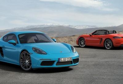 Porsche: stop alle vendite in Europa a causa delle emissioni