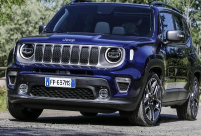 Jeep Renegade MY19: pronta al lancio con i nuovi motori FireFly