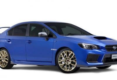 Subaru WRX STI Legendary: un'edizione limitata per l'addio