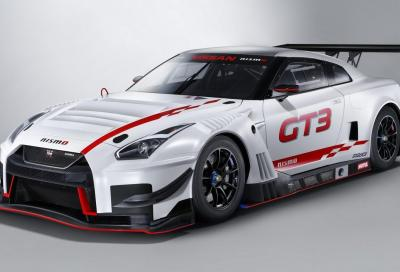 Nissan GT-R NISMO GT3: what else?