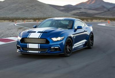 Mustang Shelby Super Snake: doping da ben 800 CV