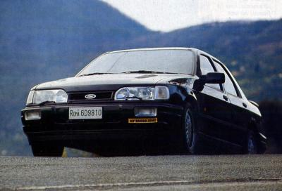 Ford Sierra 2.0 Cosworth 4x4: doppia personalità