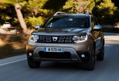 Dacia Duster: novità per i motori diesel