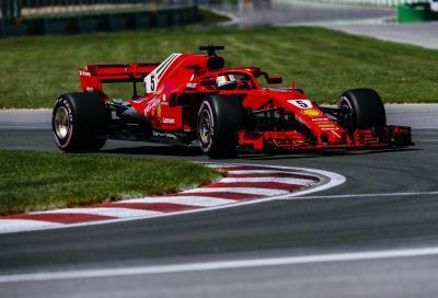 F1, Sebastian Vettel vince in Canada e torna leader del mondiale