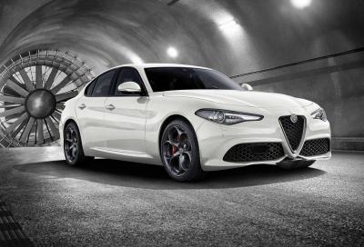 Alfa Romeo Giulia Sport Edition: strizza l'occhio alla Veloce