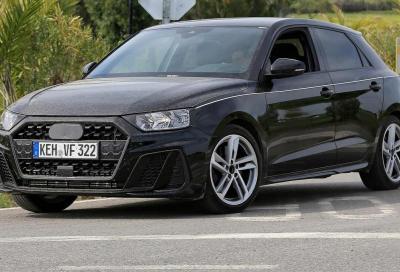 Audi A1: nuovi dettagli per gli interni