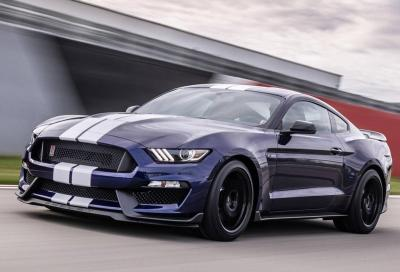 Ford Mustang Shelby GT350: la MY19 è dietro l'angolo