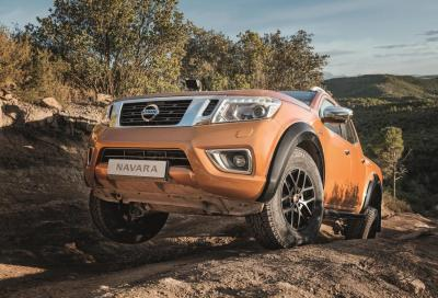 Nissan Navara Off-Roader AT32: provate a fermarlo